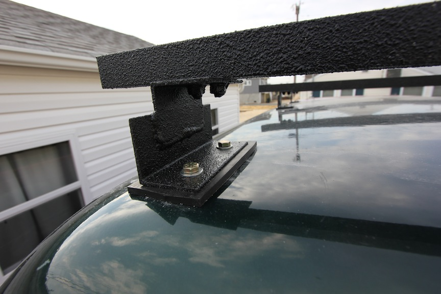 Custom Roof Rack Mounting The Autohome Sardinetaco