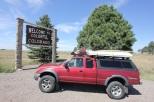 Colorado border