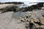 Mal Pias tidal pools